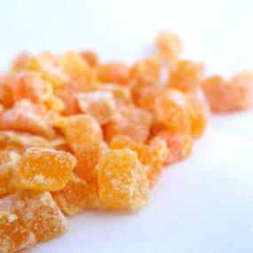 Abricot cubes