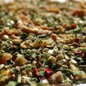 Mélange épices graines
